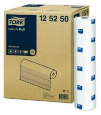 125250 - C1 - Tork podložka na lôžka 2-vr, 50 m, 50 cm, cena za 9 x 132 útržkov