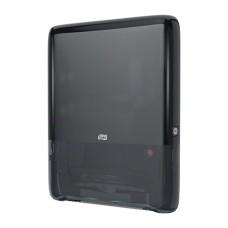 552558 - H5 - Tork PeakServe® Mini zásobník na nadväzujúce papierové utierky na ruky - čierny plast